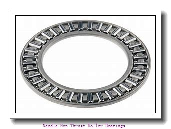 0.866 Inch | 22 Millimeter x 1.142 Inch | 29 Millimeter x 0.63 Inch | 16 Millimeter  CONSOLIDATED BEARING K-22 X 29 X 16  Needle Non Thrust Roller Bearings