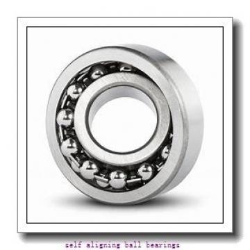 15 mm x 35 mm x 14 mm  FAG 2202-TVH  Self Aligning Ball Bearings