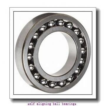 30 mm x 62 mm x 20 mm  FAG 2206-K-2RS-TVH-C3  Self Aligning Ball Bearings