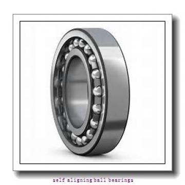 CONSOLIDATED BEARING 2206-K 2RS C/3  Self Aligning Ball Bearings