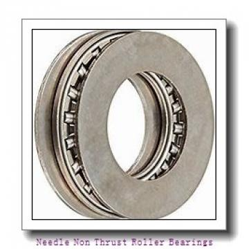 1.181 Inch | 30 Millimeter x 1.378 Inch | 35 Millimeter x 0.787 Inch | 20 Millimeter  CONSOLIDATED BEARING K-30 X 35 X 20  Needle Non Thrust Roller Bearings