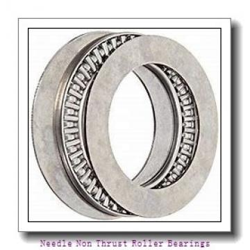 1.024 Inch | 26 Millimeter x 1.181 Inch | 30 Millimeter x 0.866 Inch | 22 Millimeter  CONSOLIDATED BEARING K-26 X 30 X 22  Needle Non Thrust Roller Bearings