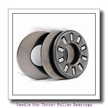 1.575 Inch | 40 Millimeter x 1.772 Inch | 45 Millimeter x 0.787 Inch | 20 Millimeter  CONSOLIDATED BEARING IR-40 X 45 X 20  Needle Non Thrust Roller Bearings