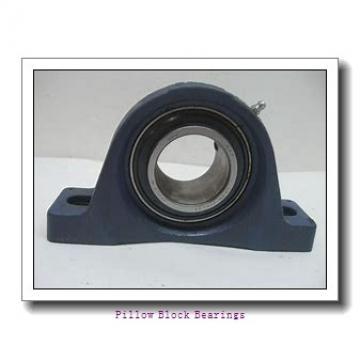 2.938 Inch   74.625 Millimeter x 4.25 Inch   107.95 Millimeter x 4 Inch   101.6 Millimeter  REXNORD AZP9215F  Pillow Block Bearings
