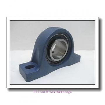 2.25 Inch   57.15 Millimeter x 3.313 Inch   84.14 Millimeter x 2.5 Inch   63.5 Millimeter  REXNORD ZA2204F  Pillow Block Bearings