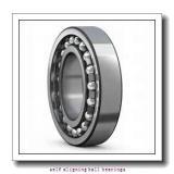 CONSOLIDATED BEARING 2206-K 2RS C/3  Self Aligning Ball Bearings